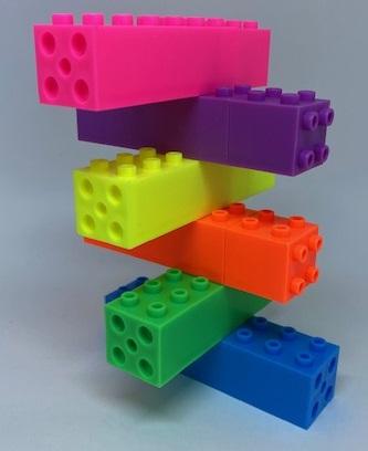 Kit Marca Textp Lego