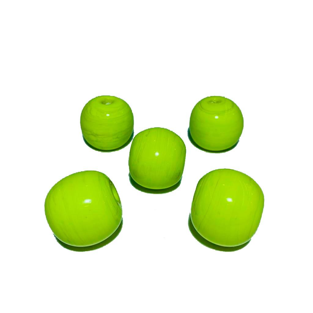 Bola de Murano GG Verde Pistache