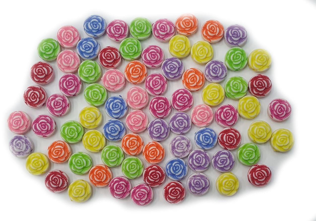 Botão de Rosa G Passante