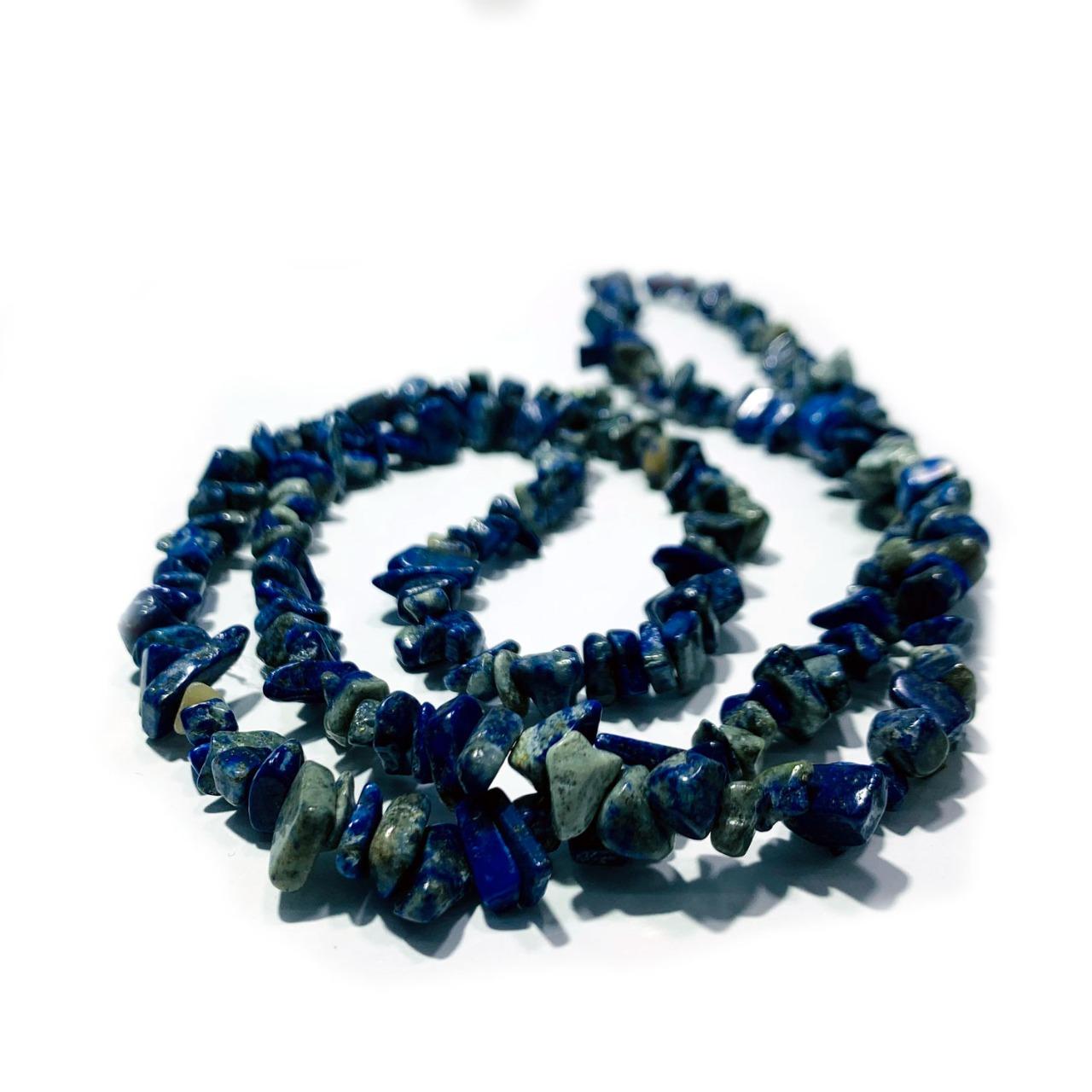 Cascalho de Pedra Lápis Lazuli