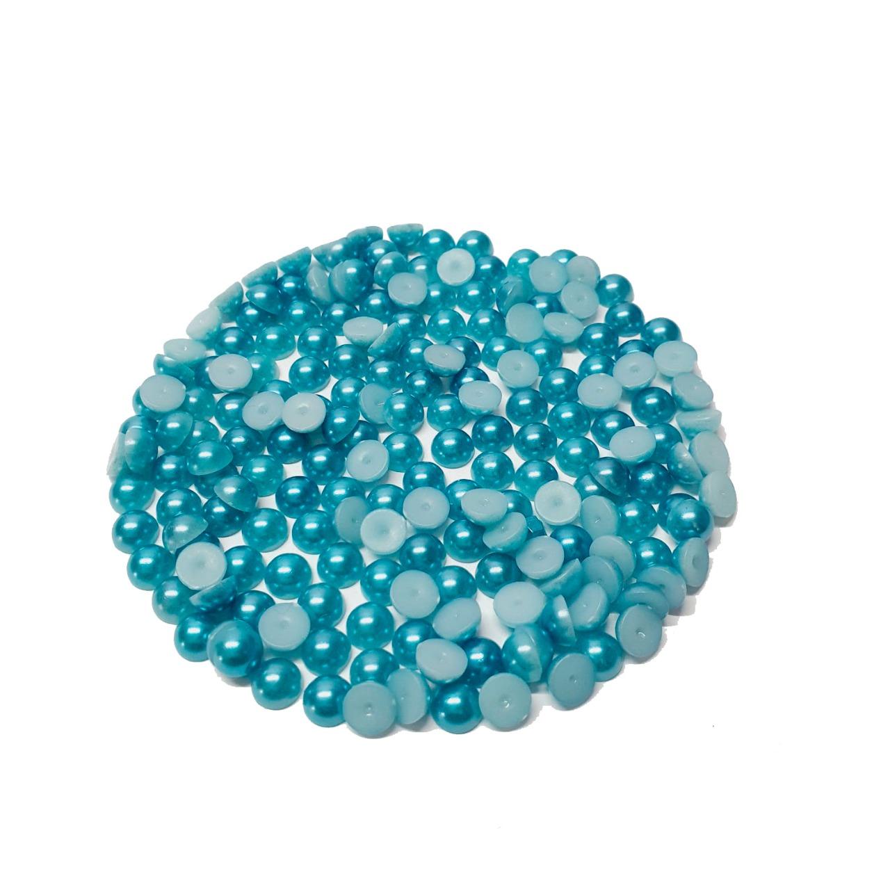 Chaton de Pérola Azul Claro