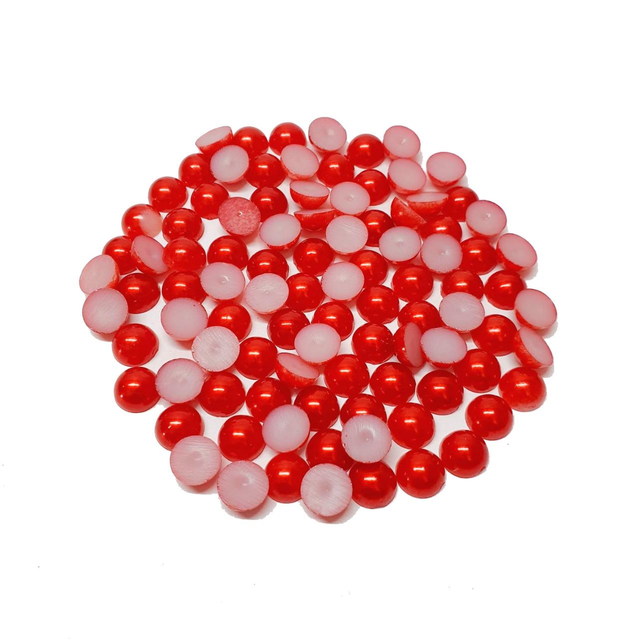 Chaton de Pérola Vermelho