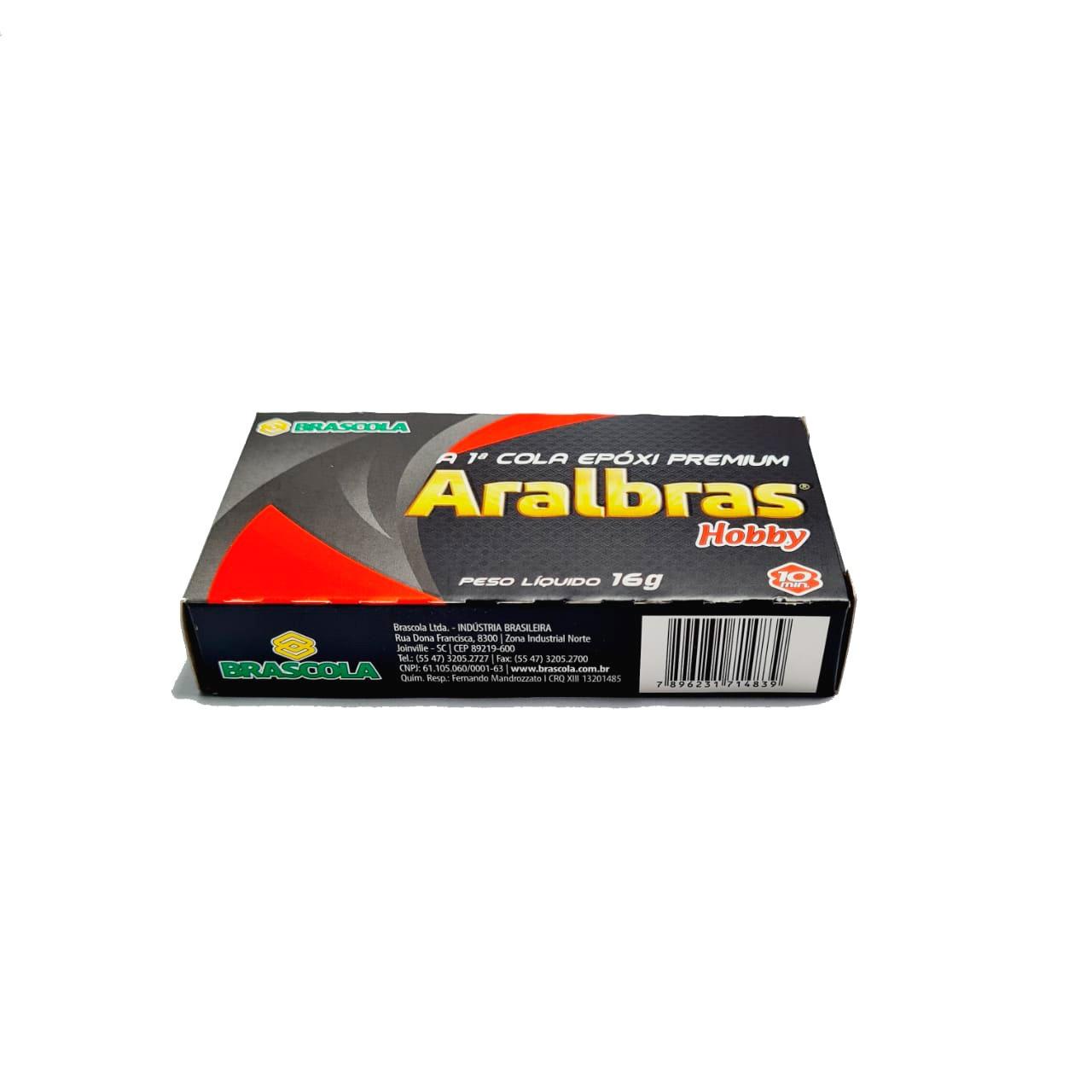 Cola Albras 10 minutos 16 ml