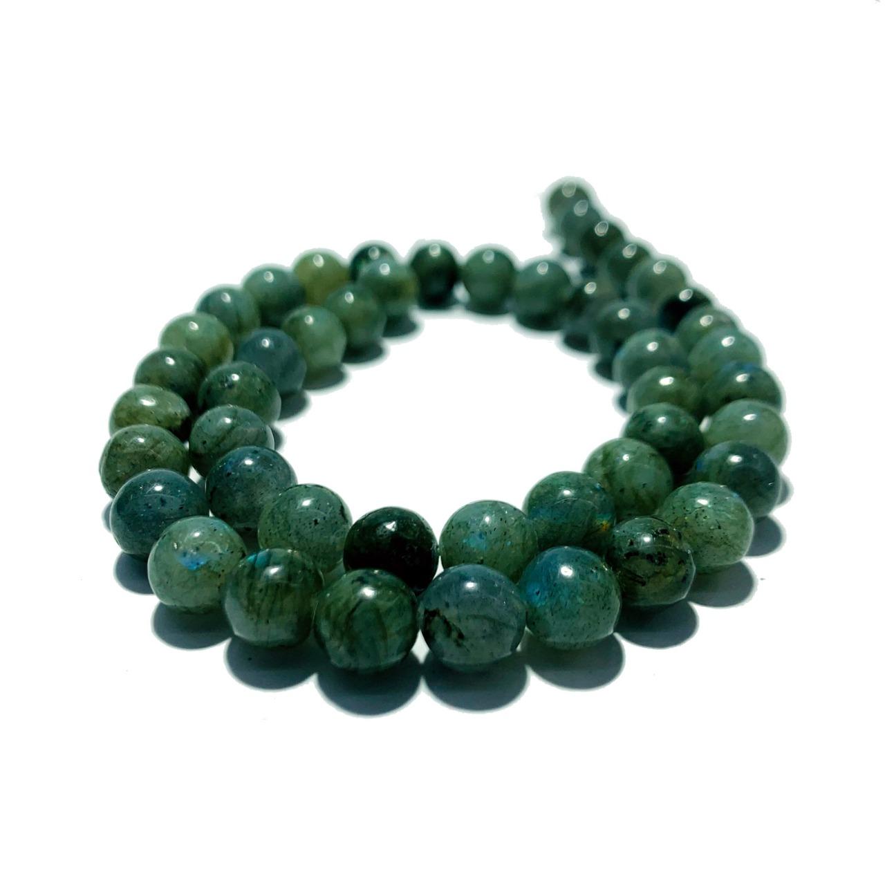 Pedra Natural Labradorita Verde