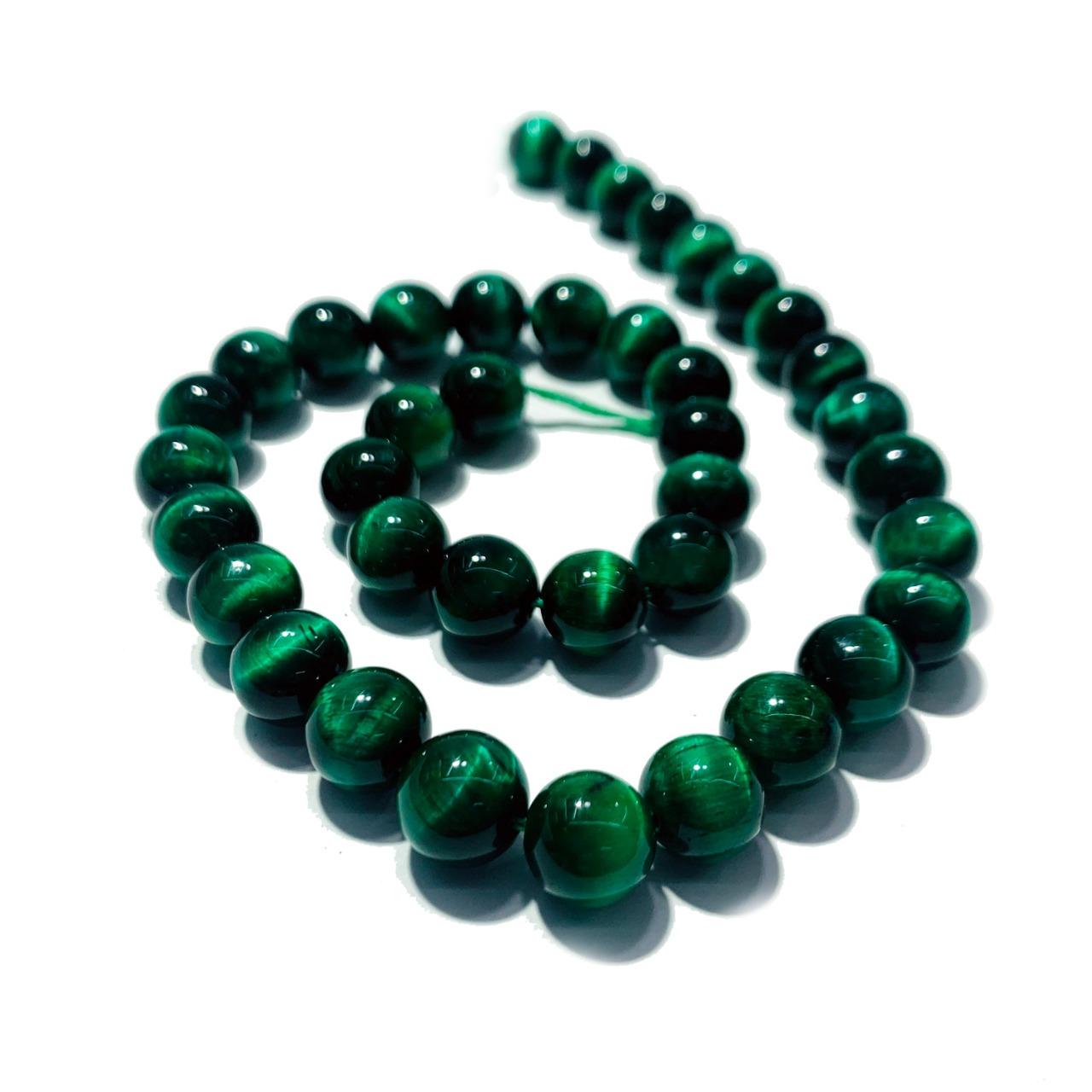 Pedra Natural Olho de Tigre Verde