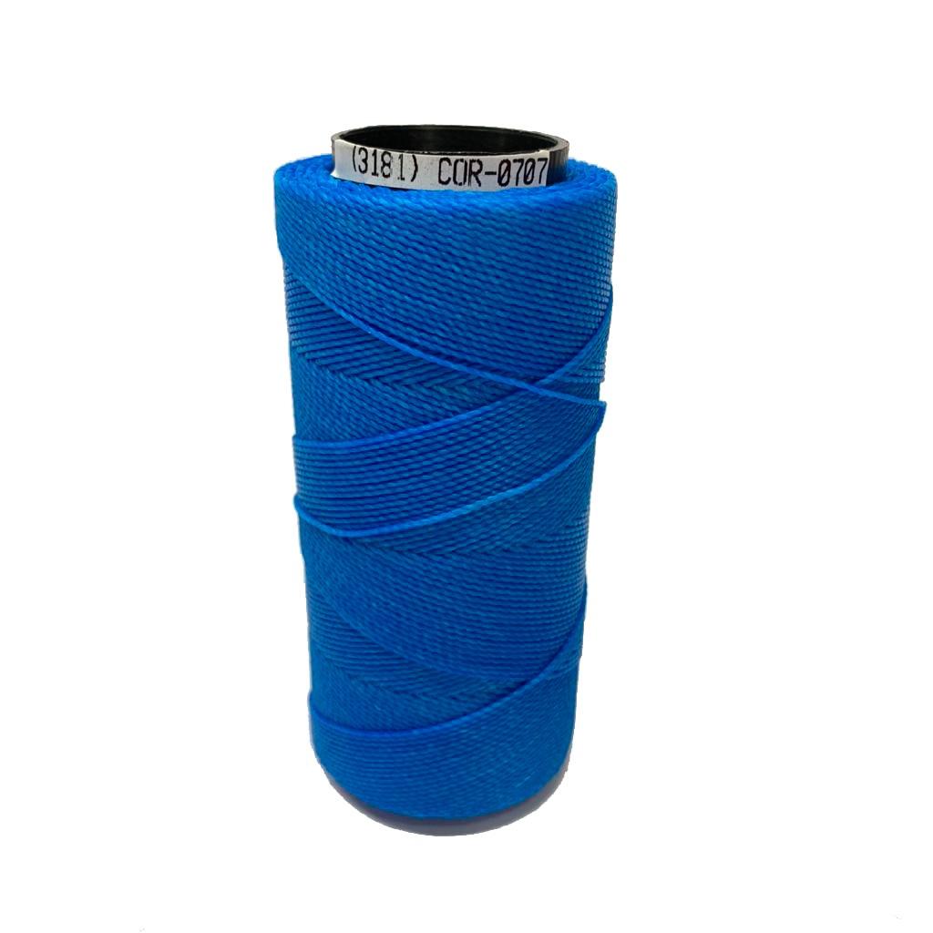 Cordonê Encerado Azul Royal Claro 0707