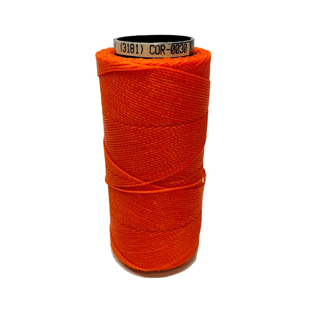 Cordonê Encerado laranja 0030