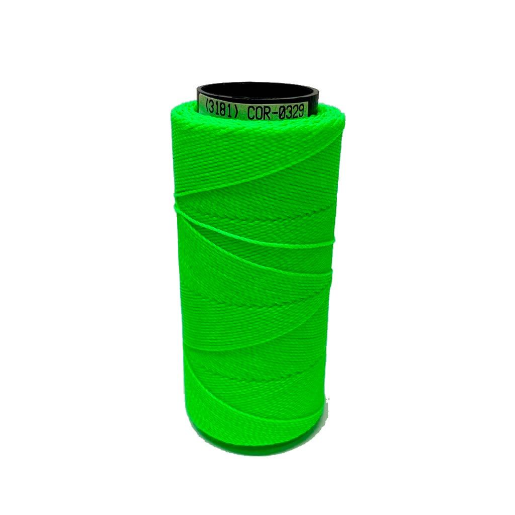 Cordonê Encerado Verde Neon 0329