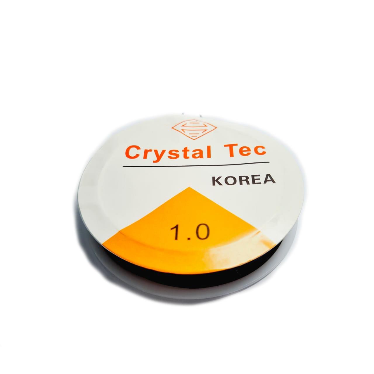 Fio de Silicone 1,0 MM Preto