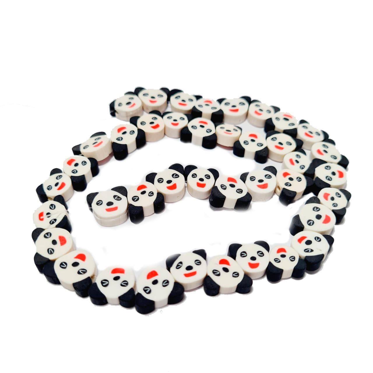 Fio de Urso Panda Emborrachados
