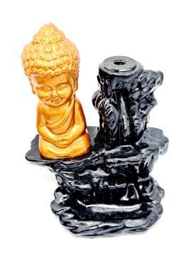 Incensário Buda Criança