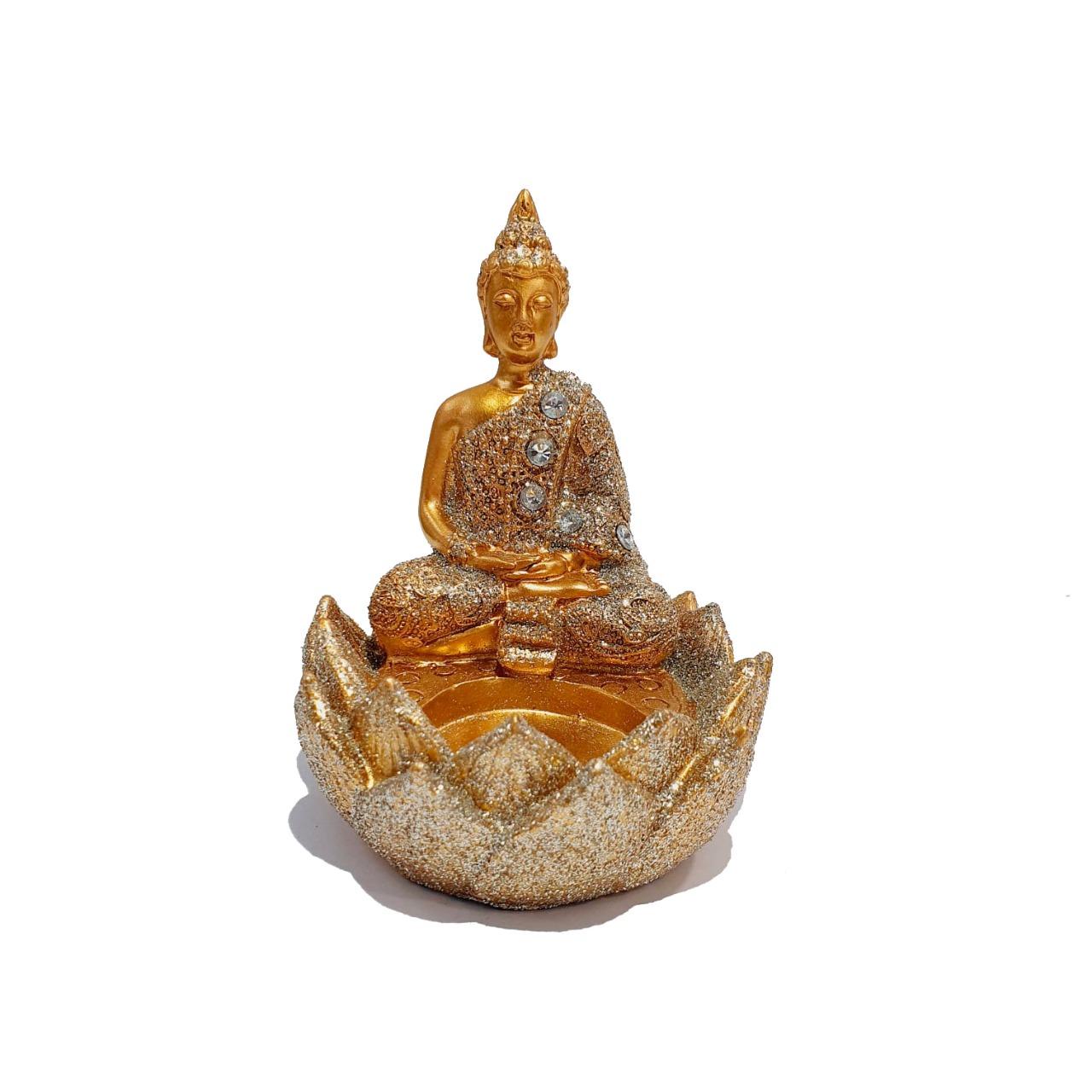 Incensário de Buda Brilhante