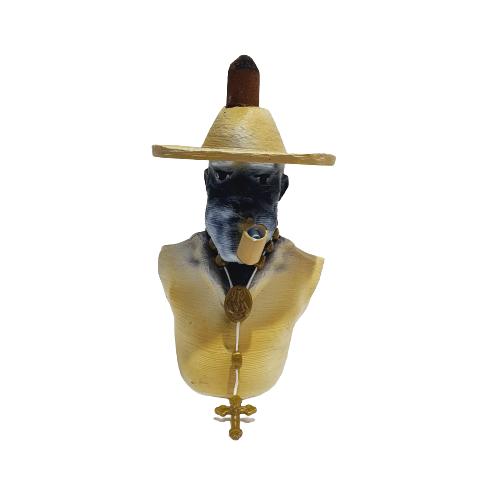 Incensário de Orixás - Preto Velho