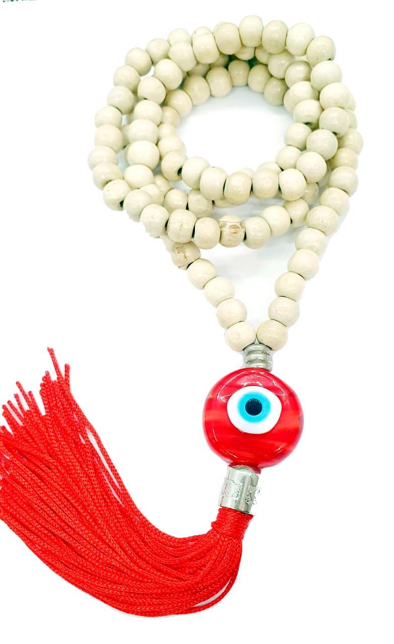 Japamala com Meru de Olho Grego Vermelho