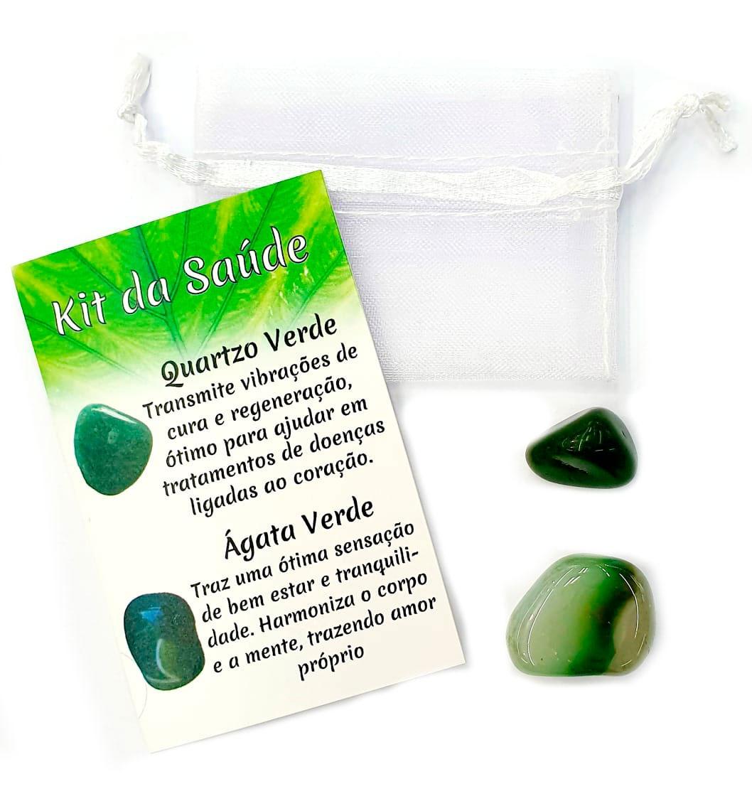Kit da Saúde de Pedra Brasileira