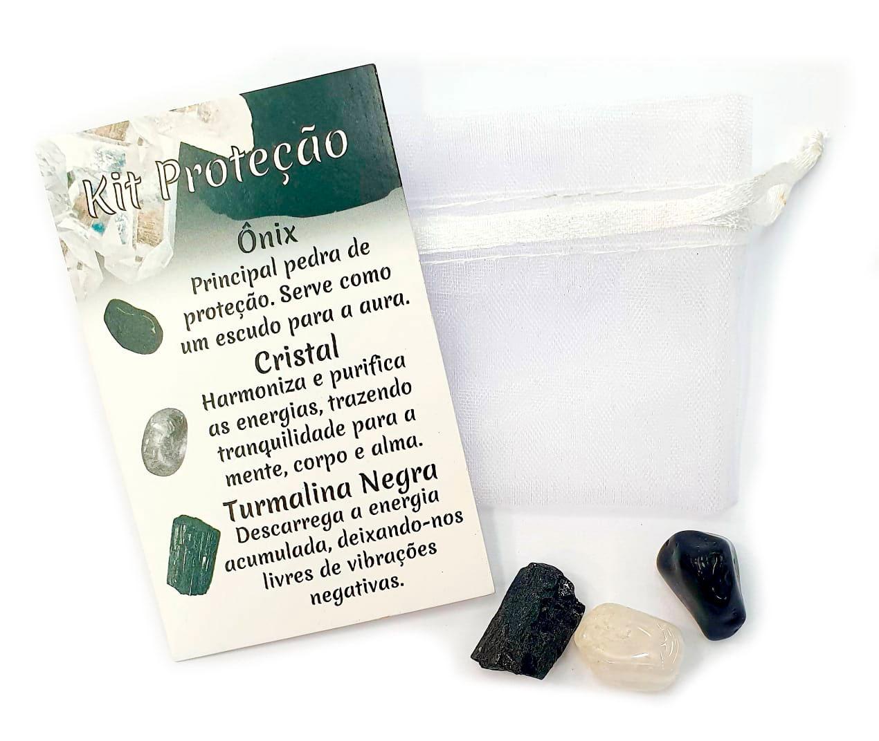 Kit de Proteção de Pedras Brasileiras