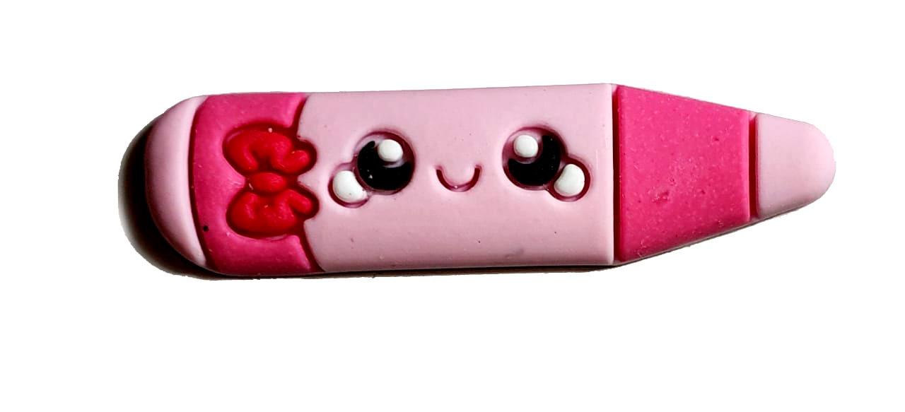 Lápis  Rosa Emborrachado