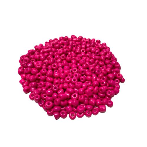 Missanga Chinesa 6/0 Pink