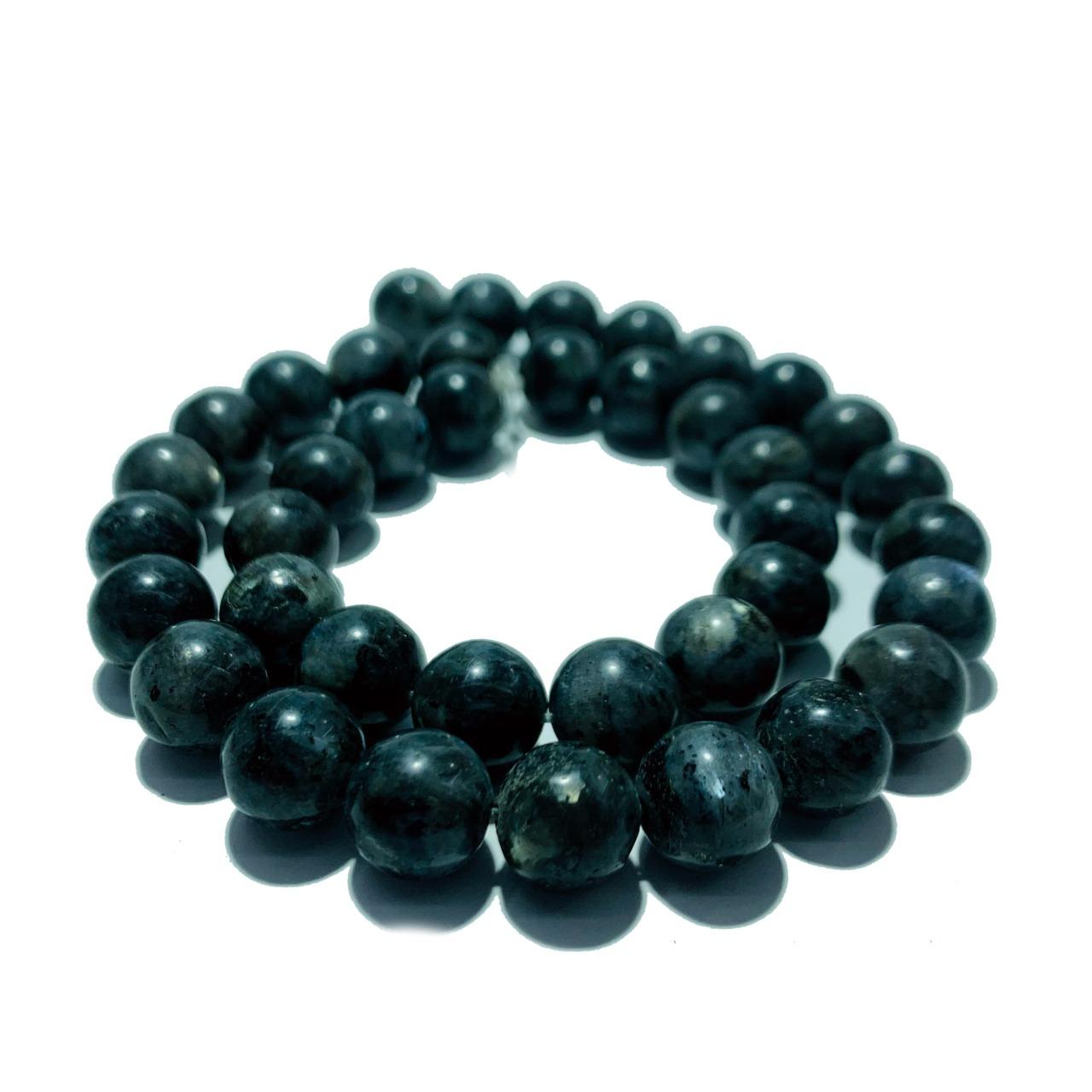 Pedra Natural Labradorita Cinza Escuro