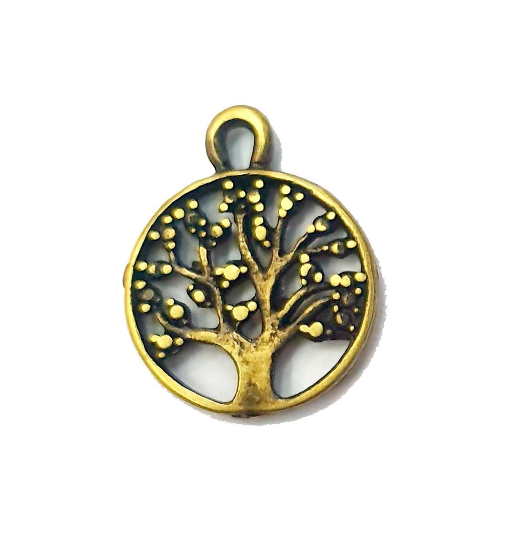 Pingente de Árvore da Vida Mini
