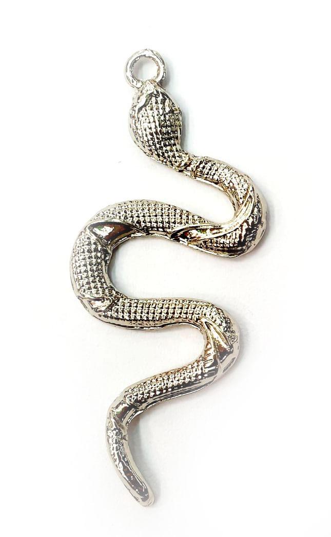 Pingente de Cobra Média