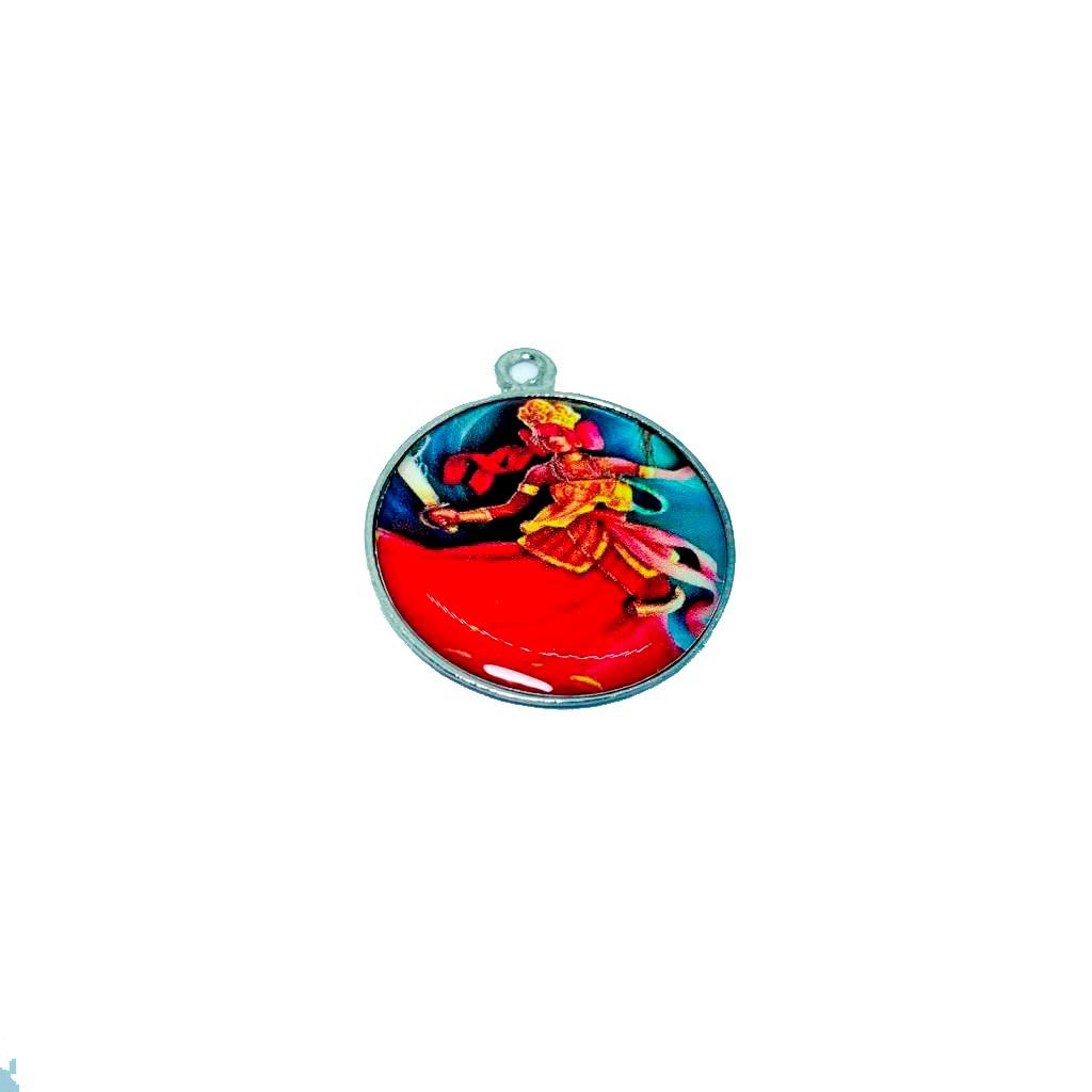 Pingente Medalha de Iansã
