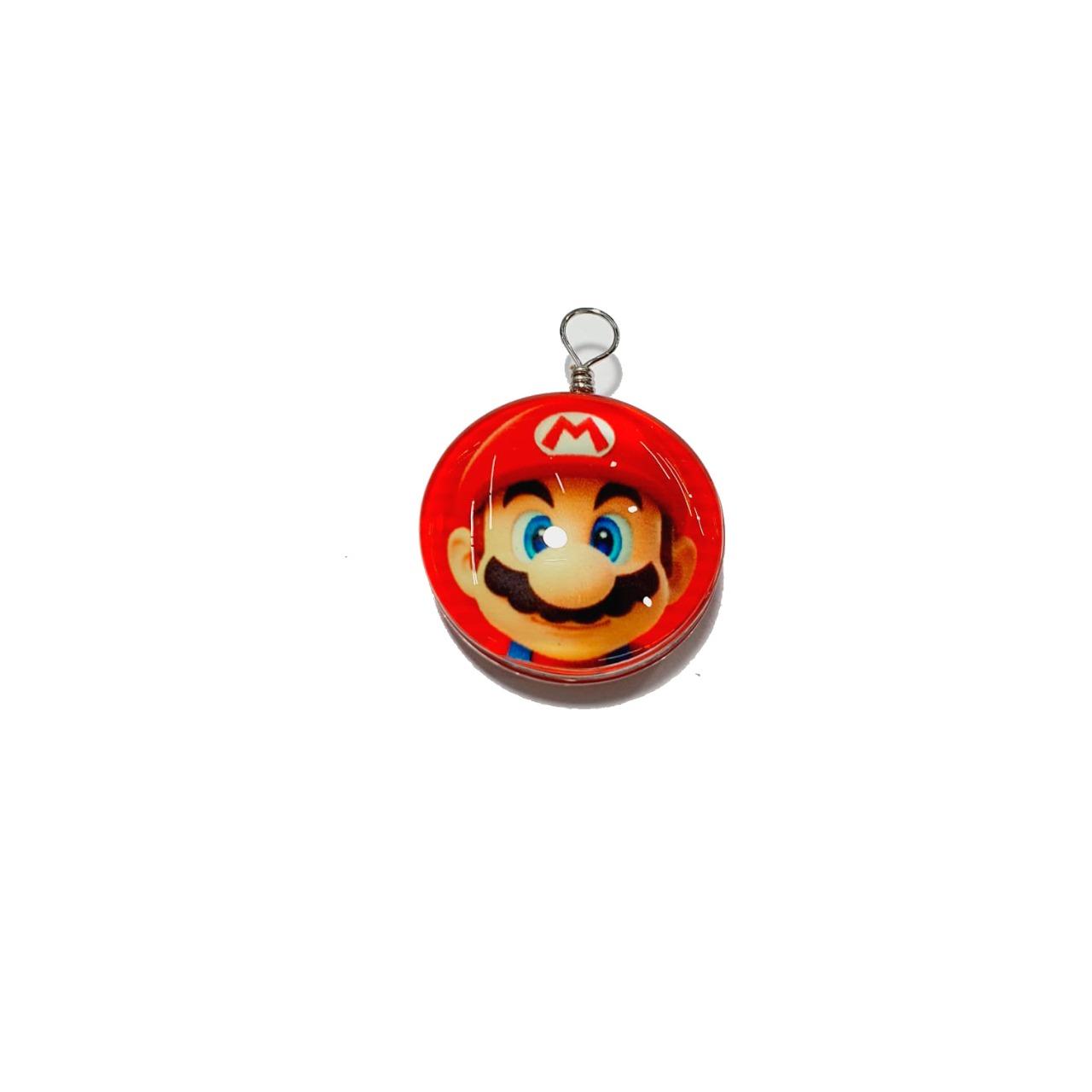 Pingente Super Mario Bros