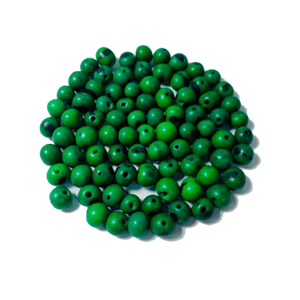 Semente de Açaí Verde Escuro