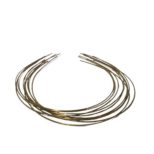 Tiara Fio Redondo de 1 mm