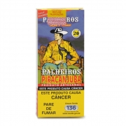 Cigarro de Palha Piracanjuba - Maço com 20