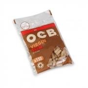 Filtro para Cigarro OCB Brown (Virgin) Slim de 6mm (Pacote com 150)