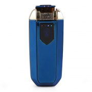 Isqueiro Eletronico Pantheraa P26 - Azul
