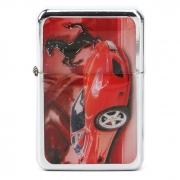 Isqueiro Star Cromado - Ferrari (1 Face)´´