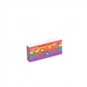 Piteira de Papel Bros - Love LGBTQIA+ Large (Un.)