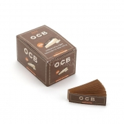 Piteira de Papel OCB - Brown (Caixa com 25)