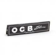 Seda OCB Preta Slim King Size (Un.)