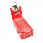 Seda Smoking Red No. 8 Regular Single Wide (Display com 50)