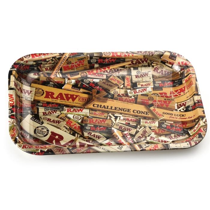 Bandeja Raw - Mix (27,5cm)