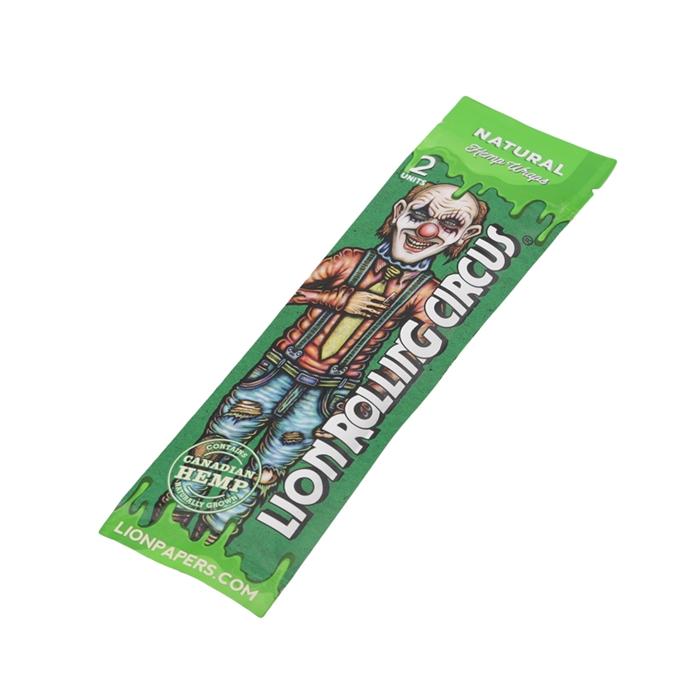 Blunt Lion Rolling Circus Natural - Caixa com 25