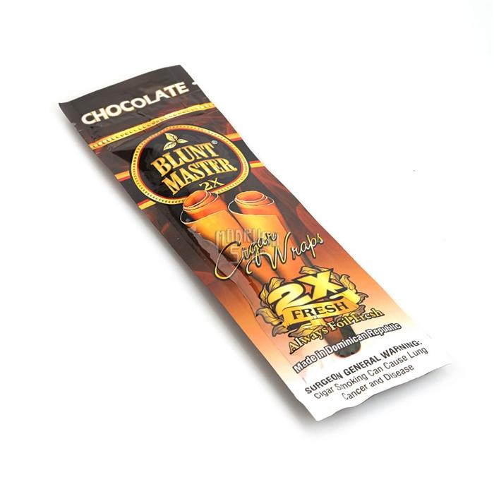 Blunt Master Chocolate - Caixa com 25