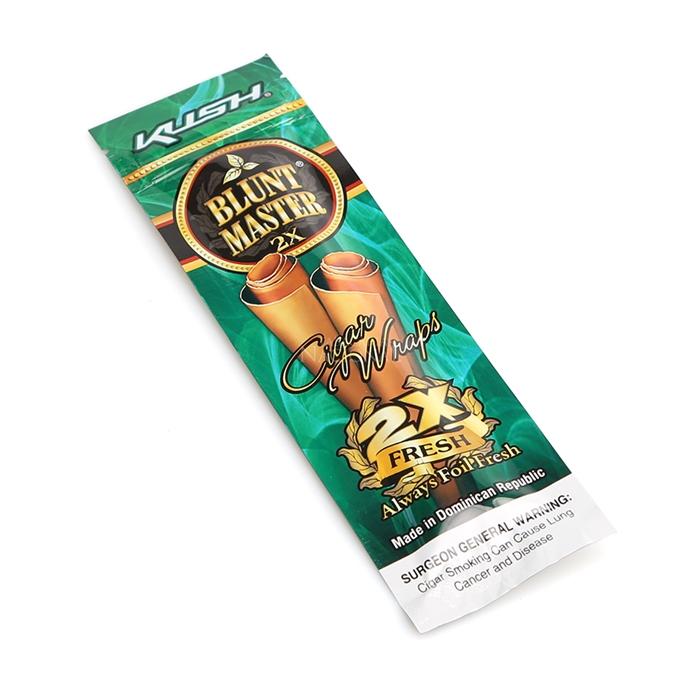 Blunt Master Kush - Pacote com 2