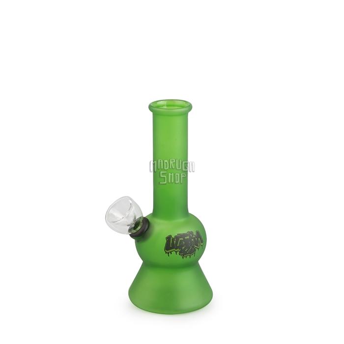 Bong de Vidro Pequeno Ultra 420 - Verde