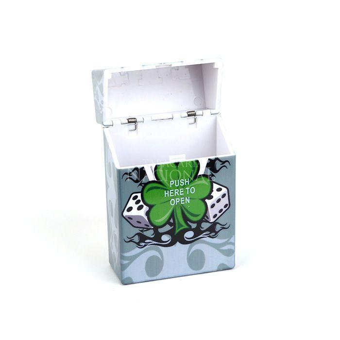 Cigarreira de Plástico - Cartas 2