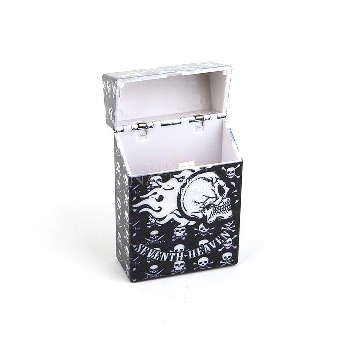 Cigarreira de Plástico - Caveira 3