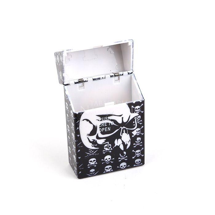 Cigarreira de Plástico - Caveira 6