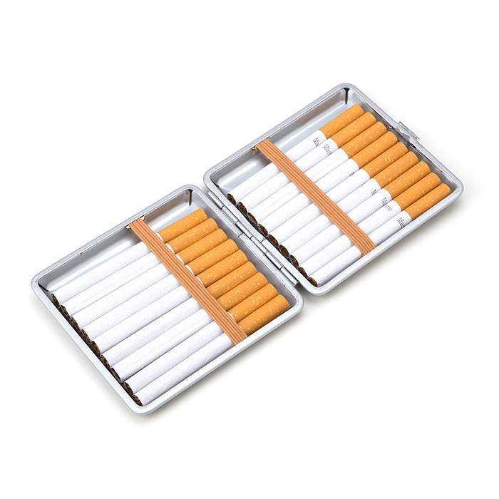 Cigarreira Ophone Quadriculado Marrom