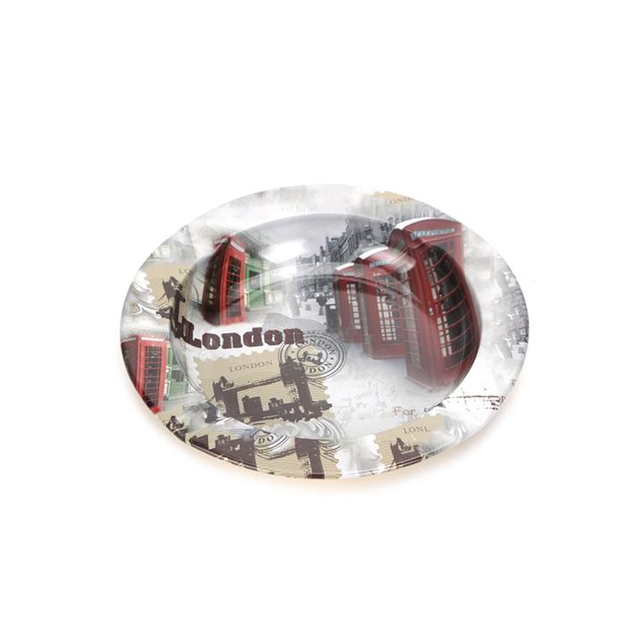Cinzeiro de Alumínio para 4 Cigarros - London