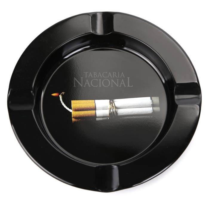 Cinzeiro de Alumínio para Cigarro - Dinamite