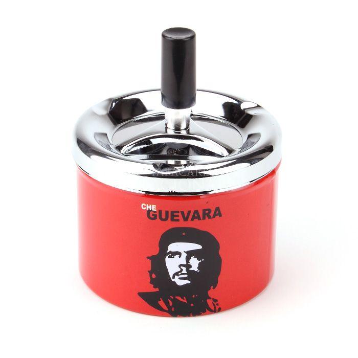 Cinzeiro para Cigarro de Alumínio - Che Guevara
