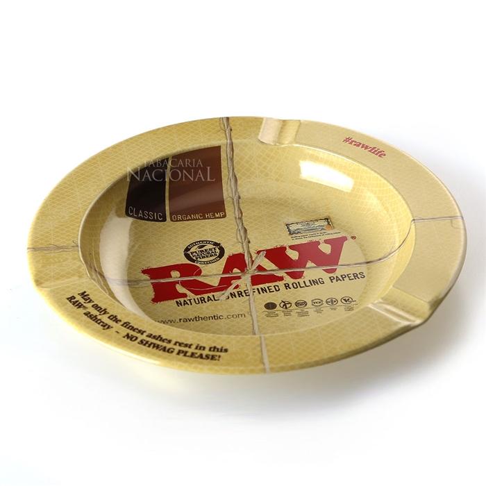 Cinzeiro para Cigarro de Metal Magnetico - Raw